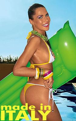 triangle top bikinis
