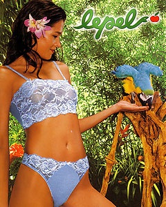 bras and lingerie collection  by lepel