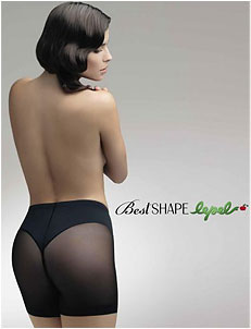 shapewear girdle, hide cellulite