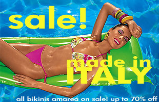italian bikinis on sale
