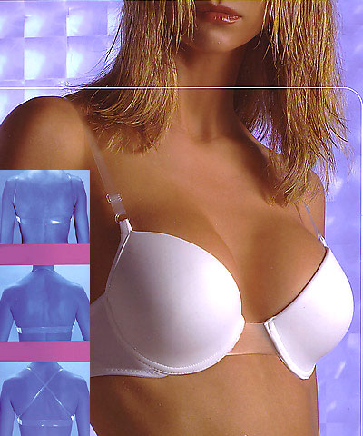 Backless Strapless Bras - Strapless bras - Backless bras - Made in ...
