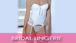 bridal lingerie and bras