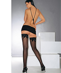 Sexy Stay up Stockings -  -