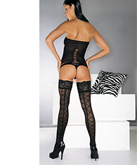 Stay-up Stockings -  -
