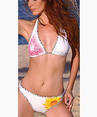 Women's  designer bikinis - Bikini Amarea style 198WH - Swimwear