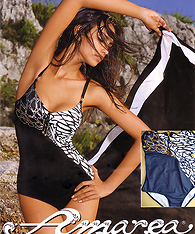 One piece swimwear - Amarea style 339