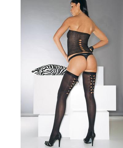 Stay-up Stockings - Cherir 616n