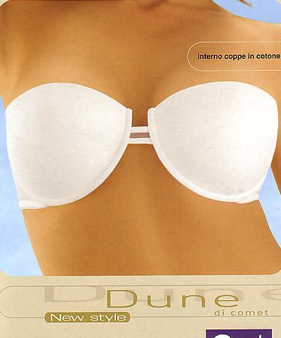 Convertible strapless bras - Pamela