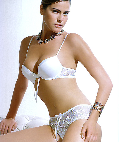 wedding lingerie collection Donna  - Donna style 8709
