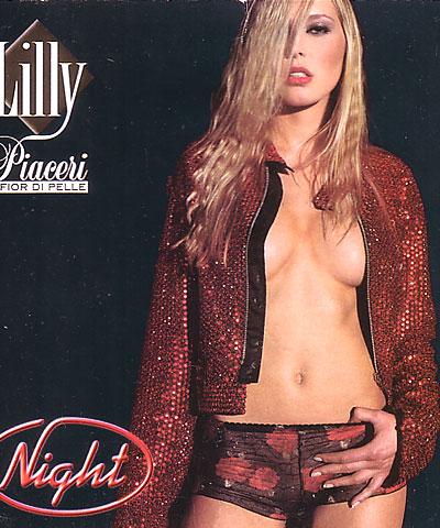 Sexy pantie by Lilly Italia - Night art.8282