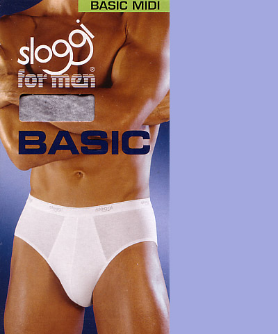 Sloggi Basic Midi briefs - Sloggi Basic Midi