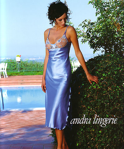 Long gown - Andra style1751