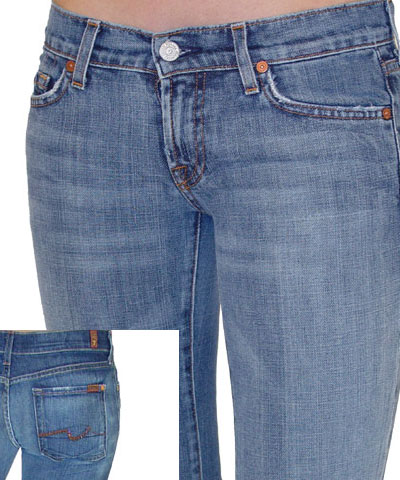 Seven bootcut jeans - Jeans style Crystal NY