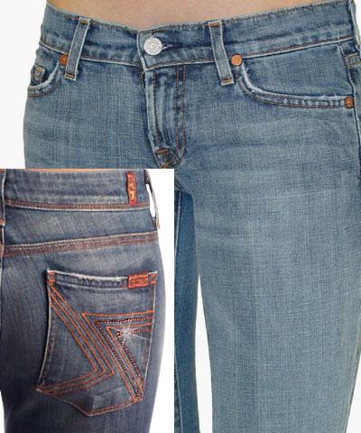 Crystal Pocket Bootcut Jeans - Flynt