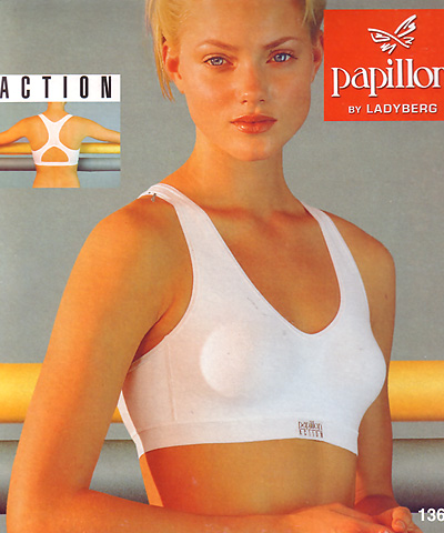 Sports bras - Papillon art.1360