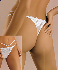 Lace G string - Sabrina art.PSAB10