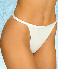 Bridal string-pantie  - Donna style 8084