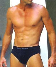 Midi briefs style 105 - Enrico Coveri style 105 - Men Underwear