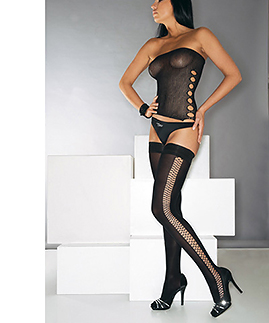 Italian Stay-up Stockings -  -