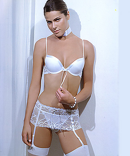 Suspender belt -  -