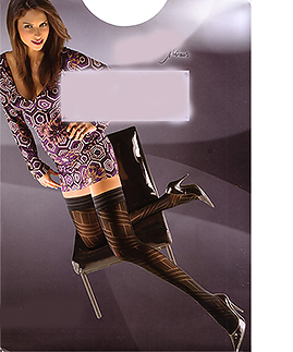 Fashion Hold up stockings -  -