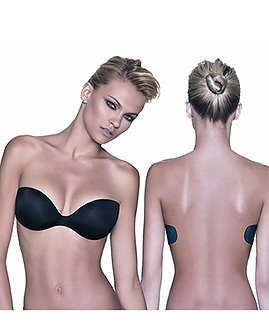 Adhesive Backless Strapless Bra Enigma - Backless bras