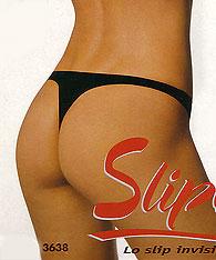 Seamless pantie string  - Slipbello  style P3638 - Panties
