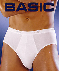 Sloggi Basic Midi briefs - Sloggi Basic Midi - Men Underwear
