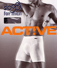 Sloggi men's boxers Active Long  - Sloggi Active Long - Men Underwear