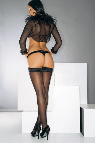 Stay-up Stockings - Cherir  637n