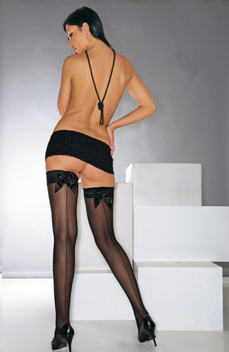 Sexy Stay up Stockings - Cherir 653n