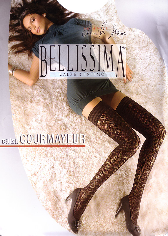 Fashion Hold up stockings - Courmayeur