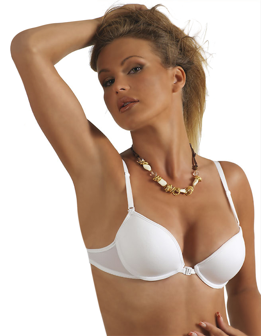 fe97556b8 clear back push up bras