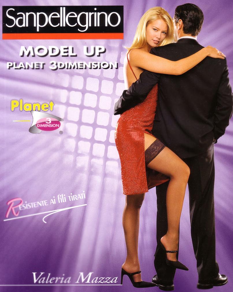 Hold up stockings - Sanpellegrino Model UP 20