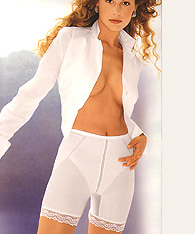 Long leg girdles -  -