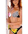 Women's  designer bikinis - Bikinis Amarea style 198BLK -