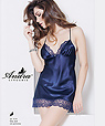 Lace babydoll and panties - Andra 3135