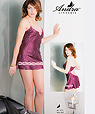 Babydoll + panties set - Andra lingerie 3151