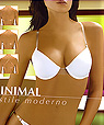 Super Push Up Clear strap - clear back bras - Visione Miracle Invisible BOOM