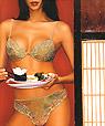 Push up bras and panties - Bombay art.19