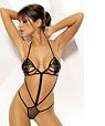 Erotic body  - Obsessive Luiza teddy style 804