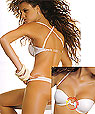 Clear Strap Push up Bras - Bare Back Effect - Papillon P2927 -