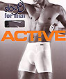 Sloggi men's boxers Active Long  - Sloggi Active Long -